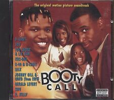 Booty call - D-SHOT KRS-ONE R. KELLY SILK SWV - CD OST 1997 NEAR MINT CONDITION