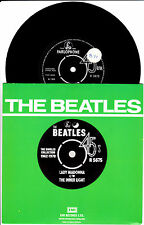 THE BEATLES SINGLES COLLECTION LADY MADONNA / INNER LIGHT  NICE!