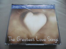 READER'S DIGEST MAYOR LOVE SONGS 3 CD BASSEY DAMONE ROGERS LEE CAMPBELL HILL