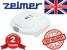 # NEW Electric Kitchen ZELMER (BOSCH) 26Z011 700W SANDWICH TOASTER EASY CLEAN #