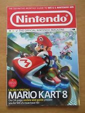 Official Nintendo Magazine No 109 July 2014 - Mario Kart 8 Limited Edition Cover