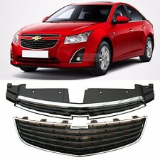 OEM Genuine Parts Front Grille UPR+LOW Chrome for CHEVROLET 2013 - 2014 Cruze