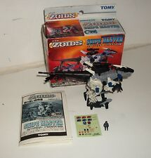 2001 Tomy Zoids NJR  - ( #RZ-057 SNIPE MASTER ) Boxed with Instructions
