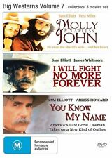 Molly & Lawless John / I Will Fight No More Forever / You Know My Name DVD
