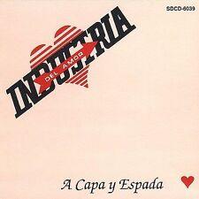 A Capa Y Espada by Industria del Amor (CD, Oct-1994, Fonovisa)