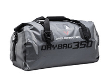 Bags Connection Motorcycle Tailbag Drybag 350 Colour Anthracite / Black (New)