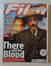 FILM REVIEW 693 THERE WILL BE BLOOD - DANIEL DAY LEWIS - JACK NICHOLSON ( FR 54)