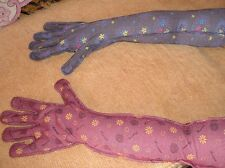 (2,pair) womens, Ladies very use full in hot summer & all day ,Full Hand Gloves