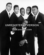 "Marvin Gaye and the Moonglows 10"" x 8"" Photograph"