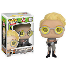 Funko POP! Ghostbusters 2016 - Vinyl Figure - JILLIAN HOLTZMANN - New in Box
