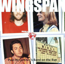 BEATLES PAUL MCCARTNEY WINGS WINGSPAN BAND ON THE RUN DENNY LAINE