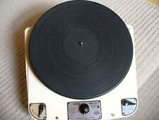 GARRARD 301 GREASE BEARING TRANSCRIPTION MOTOR UNIT (MINT)