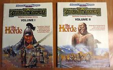 The Horde Box Set (Books only) Forgotten Realms used Dungeons & Dragons TSR 1055