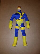 MARVEL FAMOUS COVERS SERIES CYCLOPS ACTION FIGURE 1998 TOY BIZ
