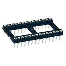 28 Pin 0.6in Turned Pin Socket