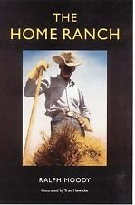 The Home Ranch (Bison Book), Ralph Moody, Acceptable Book