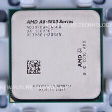 AMD A8-Series A8-3870K AD3870WNZ43GX Socket FM1 3GHz 4MB CPU Prozessoren