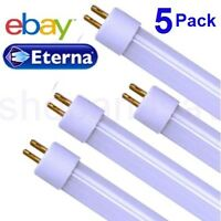 5 x Eterna T4 fluorescent Tubes Choice 6W-10W-16W-20W 3400K under cabinet Lamps