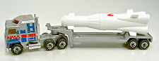 "Matchbox Convoy CY1A Kenworth Rocket Transporter ""NASA"" ohne Box"