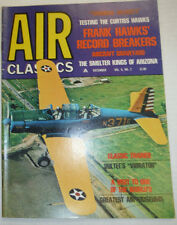 Air Classics Magazine Frank Hawks' Record Breakers December 1969 040915R