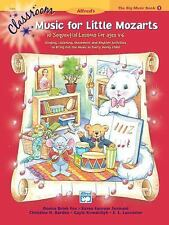 Classroom Music for Little Mozarts -- The Big Music Book, Bk 1: 10 Sequential Le