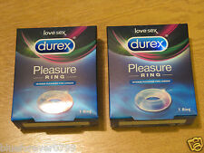 DUREX PLEASURE RING X 2