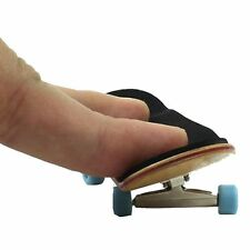 Complete Basic Wooden Fingerboard - Maple Wood with Bearings Grit Foam Tape