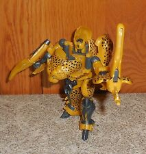 Transformers Beast Wars CHEETOR complete Hasbro 10th Anniversary Figure
