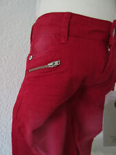 °ZARA° tolle rote Hose Jeans 3-4 Years 104 NEU