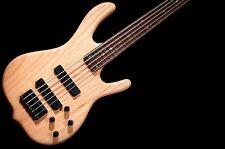 Ken Smith Design KSD Burner Standard 5 String Bass Gloss natural no case