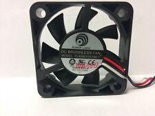 New POWER LOGIC Fan PLA04010S12M-1 40*40*10mm 12V 0.08A 3pin