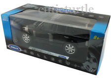 Welly Land Rover Range Rover SUV 1:18 Diecast Black 12536