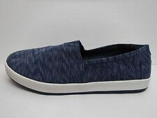 Toms Size 9 Blue Loafers New Mens Shoes