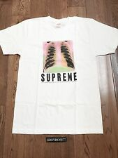New Supreme X-Ray Tee T-Shirt Black Fall Winter FW 2016 Size Large M