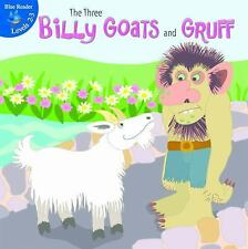 The Three Billy Goats and Gruff (Little Birdie Readers), Koontz, Robin, Good Boo
