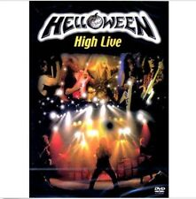 HELLOWEEN -  High Live (1996) DVD (Sealed)