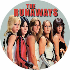 Parche imprimido, Iron on patch, /Textil sticker, Pegatina/ - The Runaways