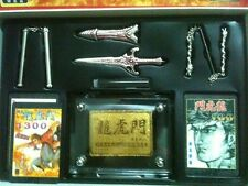 新著龙虎门 Weapon Boxset Dragon Tiger Gate Sword Comic Hong Kong