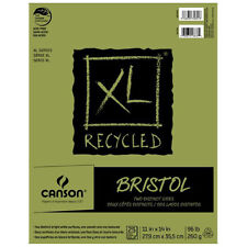 Canson Xl Recycled Bristol S+v 11X14 Pad