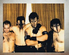 MIsfits Earth A.D. Wolfs Blood Promo Photo 8x10 Doyle Danzig Samhain