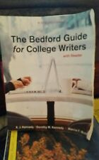 Bedford Guide for College Writers with Reader by Dorothy M. Kennedy, Marcia...