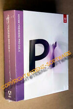 Adobe Premiere Pro CS5.5 englisch Macintosh Vollversion - incl. MwSt CS 5.5