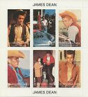 JAMES DEAN HOLLYWOOD LEGEND REBEL WITHOUT A CAUSE MNH STAMP SHEETLET