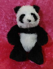 Webkinz Panda Bear Hm111 No Code No Tags Clean Black White Ages 3+ Years 1183
