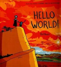 Hello World! by Paul Beavis (2015, Picture Book)
