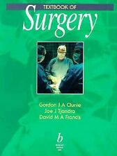 Textbook of Surgery (1st Edition)-ExLibrary