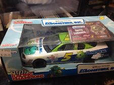 2001 Racing Champions Terry Labonte #5 Disney Monsters, Inc Chevy Monte Carlo