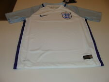 Team England 2016 Federation Soccer Jersey Youth White Stadium Home Small Euro