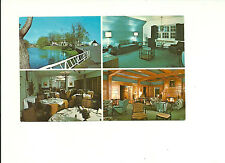 HOTEL MOTEL, CHATEAU BONNE ENTENTE, STE. FOY, QUEBEC, CANADA CHROME POSTCARD
