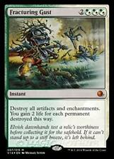 Foil FRACTURING GUST From the Vault: Annihilation MTG White/Green Instant RARE